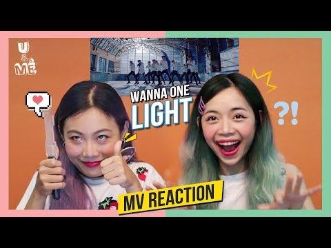 [MV REACTION] Wanna One (워너원) - '켜줘 (Light)' 'YES! I DO FEEL THE SAME!'