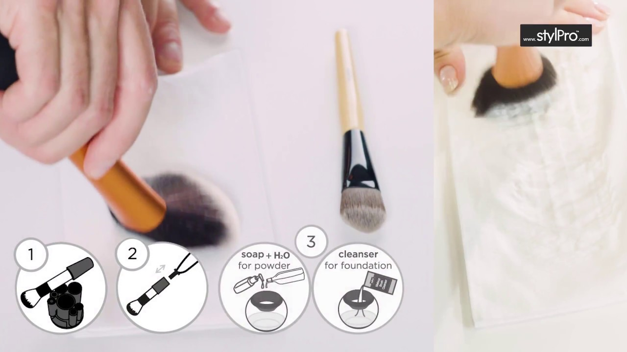 StylPro Makeup Brush Cleaner and Dryer – StylPro AUSTRALIA
