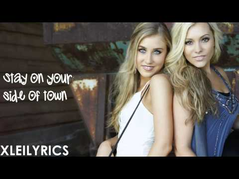 Maddie & Tae - Your Side of Town (Lyrics Video) HD