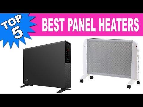 Top 5 Best Panel Heaters 2019