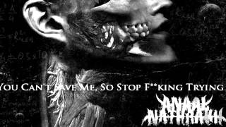 Anaal Nathrakh - You Cant Save Me, So Stop F**cking Trying