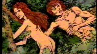 Los grandes personajes de la Bíblia. Adan i Eva. Cain i Abel.