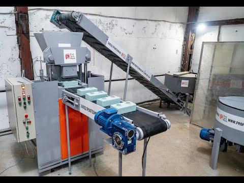 Как начать выпускать лего кирпич! Поможем открыть производство гиперпрессованного кирпича!