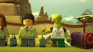 Захватывающая история Клэнси - LEGO Ninjago