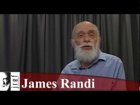 James Randi Speaks - Chemotherapy