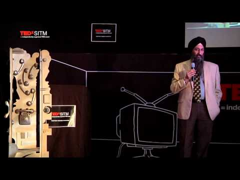 Frugal innovation for impact: Suneet Singh Tuli at TEDxSITM