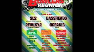 Dj Andy Pendle & Oceanic Live P.A Bowlers Reunion 3/3/2012
