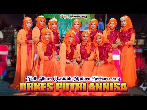 Full Qasidah Terbaru Orkes Putri Annisa 2019