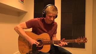 Center Street - Fingerstyle Original (in 1 minute)