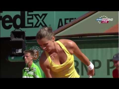 Hot Tennis Players - Iveta Benesova