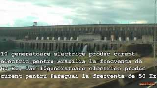 Brazil – Itaipu Dam part1 – South America Part 17 – Travel Video HD