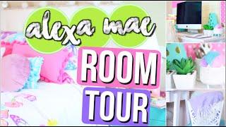 ROOM TOUR 2016! Alexa Mae