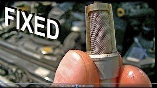 Lexus check engine trc light FIXED czyszczenie filtra VVti(, 2016-05-23T11:48:43.000Z)