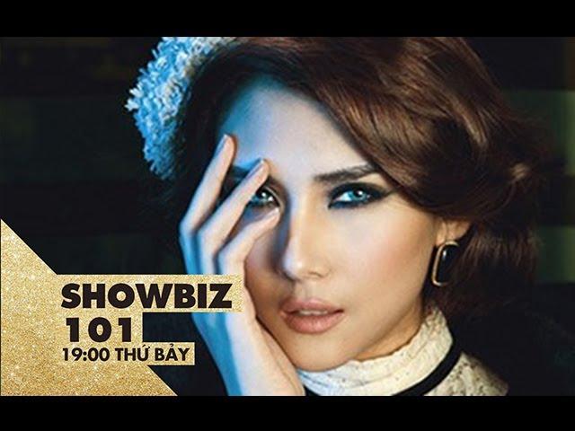 Võ Hoàng Yến đang nắm chắc vị trí host Vietnam's Next Top Model | Showbiz 101  | VIEW