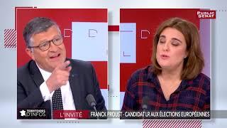 « Emmanuel Macron a disloqué l'Europe » selon Franck Proust