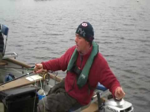 Stocks Fly Fishery Paul Bebb on buzzers