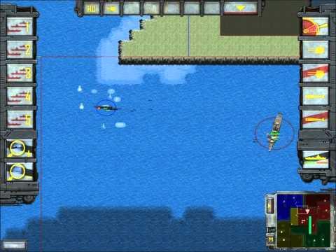 Thunder Fleets Gameplay