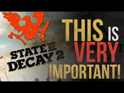 State Of Decay 2 - Why its so important for zombie lovers