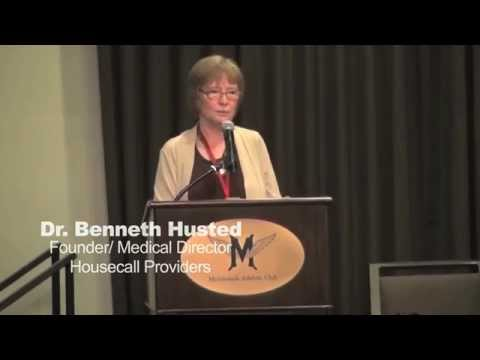 Dr. Benneth Husted's presentation at Return of the House Call