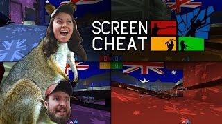 Australian Edition   Screen Cheat Gameplay