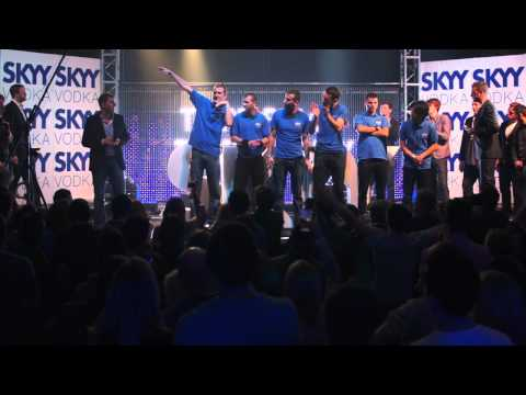 SKYY Vodka Global Flair Challenge - London 2012 - Results