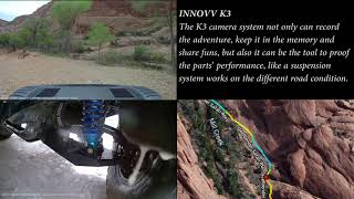 All in One, INNOVV K3 Motorcycle Dashcam, UTV