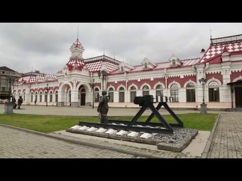 Интересные места в Екатеринбурге. Каток за Аккадемическим 31.01.2017