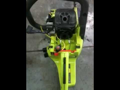 Craftsman Chainsaw Wiring Diagram Gas Chainsaw Repair Poulan Chainsaw Blown Top End Straight
