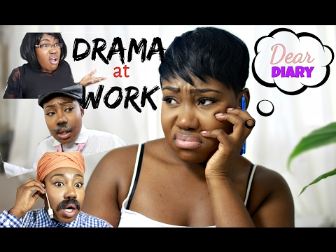 Dear Diary| Drama at work