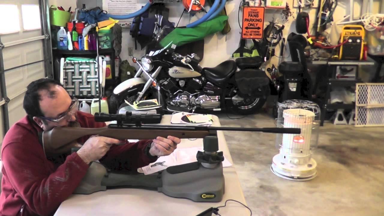Benjamin Titan GP Nitro Piston Air Rifle Review - RifleZone com
