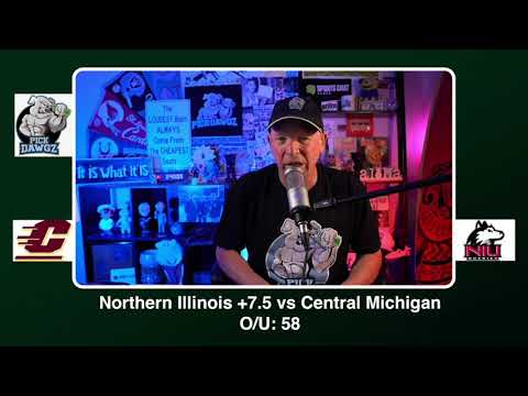 Northern Illinois vs Central Michigan 11/11/20 Free College Football Picks and Predictions CFB Tips