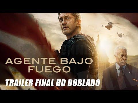 Agente Bajo Fuego (Angel Has Fallen) - Trailer Final Doblado HD