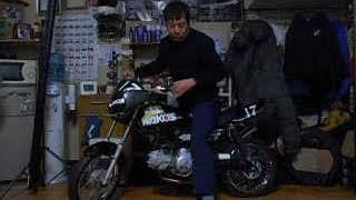 【バイク屋動画】ライディング・フォームの話。