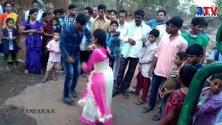 Banjara Girl N Boys Amazing Dance on DJ Song at Marriage Barat // 3TV BANJARAA