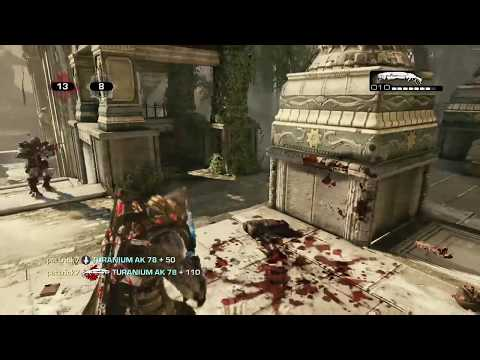 Gears of War 3 Xbox 360: pattrick7 Online Multiplayer