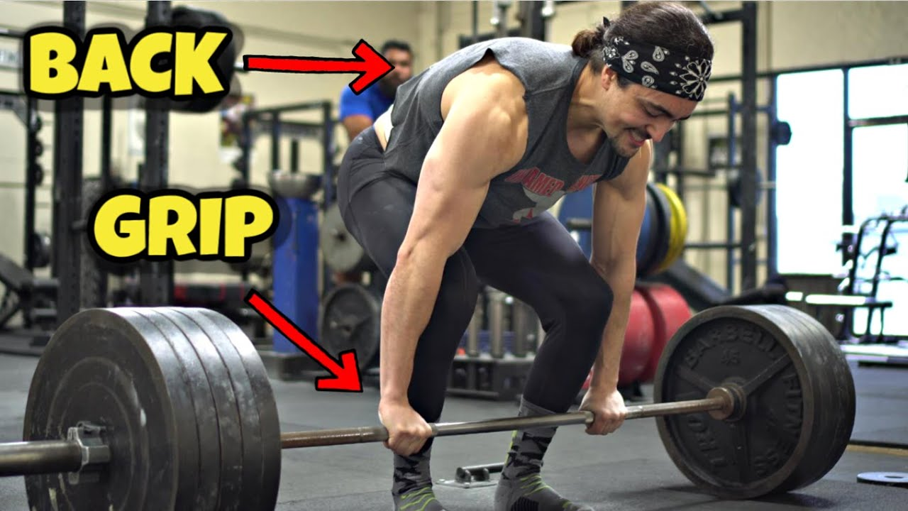 HOW To Deadlift: Complete Beginner's Guide (Everything You Need To Know)
