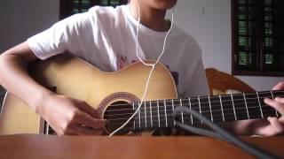 Ai chờ ai guitar cover vũ nguyên
