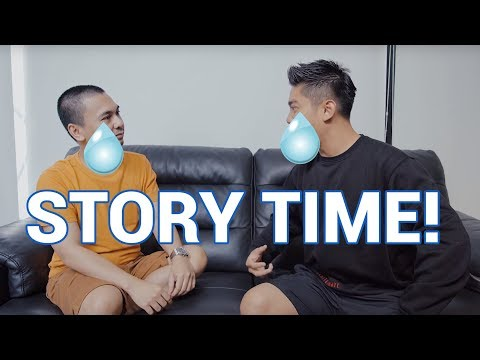 Image of STORY TIME: PATAH HATI PERTAMA (FT. BOY WILLIAM)