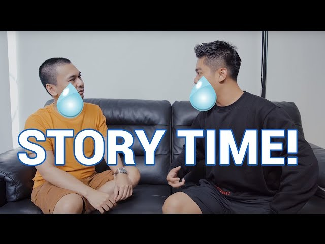 STORY TIME: PATAH HATI PERTAMA (FT. BOY WILLIAM)