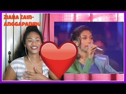 Ziana Zain-Anggapanmu | Reaction