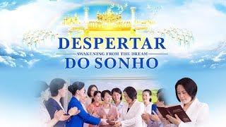 """Filme gospel fato real """"Despertar do sonho"""" Como ser arrebatados para o reino dos céus (Trailer)"""