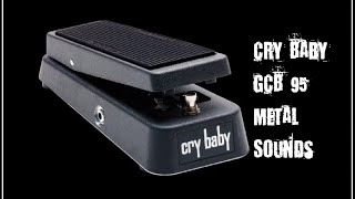Wah Cry Baby Extreme Sounds Test (No Blah blah, Just Sound)