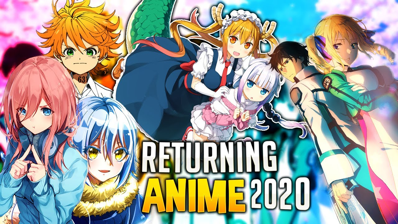 Best Anime To Watch 2020.Top 10 Best Anime Returning In 2020 With Another Season
