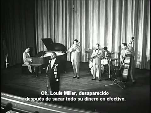 Louis Armstrong En Vivo (Bélgica 1959) - Subtitulado en Español