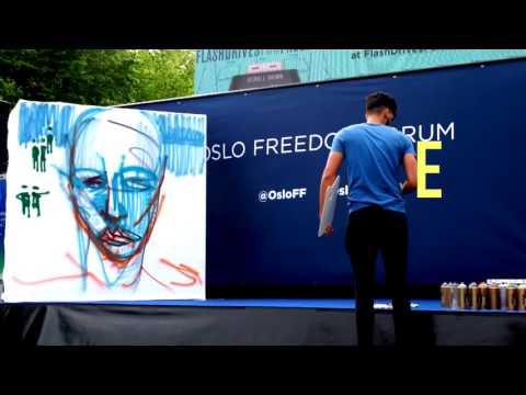 Oslo Freedom Forum 2016