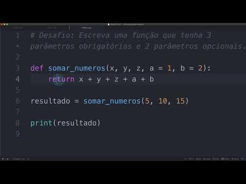 Respostas dos 3 desafios do Python Tutorial #42 (Python Tutorial #47) thumbnail