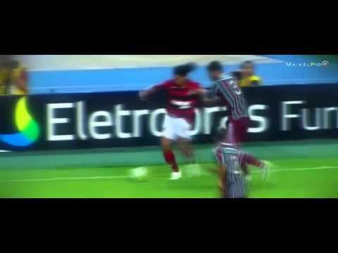 Ronaldinho Gaúcho ∙ Cool shoe shine ∙ Flamengo 2011