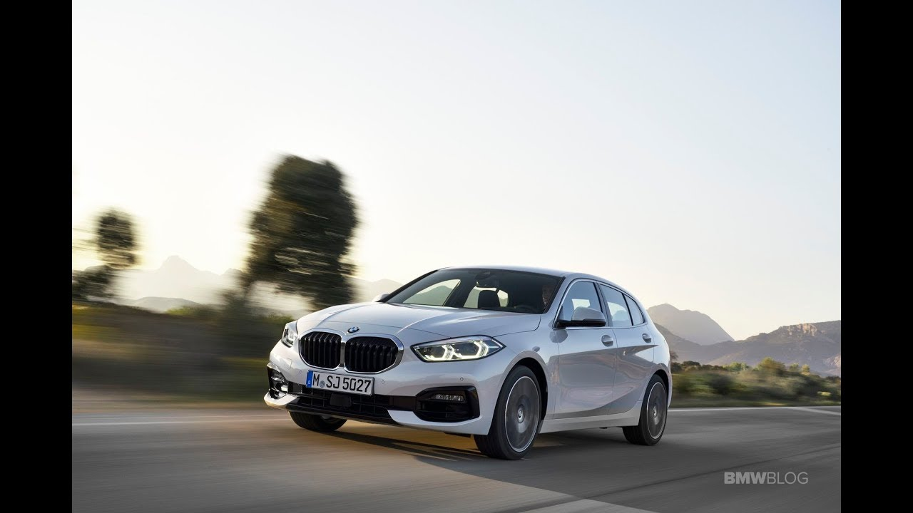 2019 Bmw 118i Driving Scenes