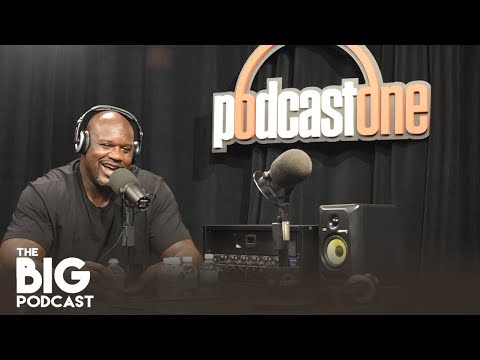 Promo | Shaq Becomes General of PodcastOne Sportsnet