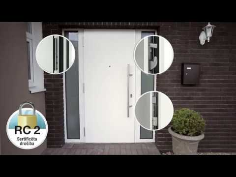 Entrance Doors in Frisco